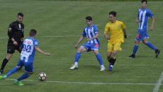 Elevii lui Mogoșanu nu s-au întrebuințat prea tare în meciul cu Chiajna (Foto: Alexandru Vîrtosu)