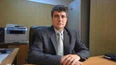 Gheorghe Grigorescu, şeful adjunct al APMC Craiova (Foto: Bogdan Grosu)