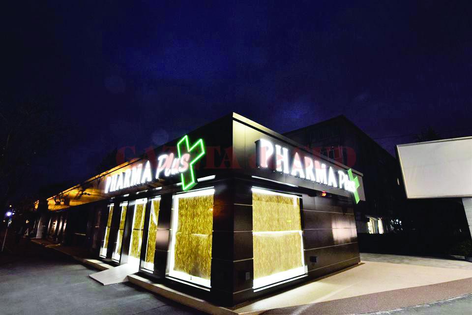 Pharma Plus Institut (seara 3)