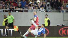 Vlad Screciu și-a câștigat locul la naționala de tineret după meciurile bune din Liga I (Foto: csuc.ro)