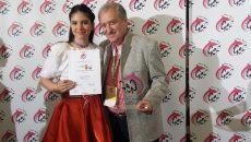 Ţara noastră a fost laureată la Festivalul Internațional de Muzică Școlară din Italia, competiție al cărei mare premiu și l-au disputat 33 de școli de muzică din lume