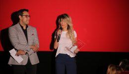 Andra Dina, reprezentanta Hanului Andriței primește trofeul Best of Craiova