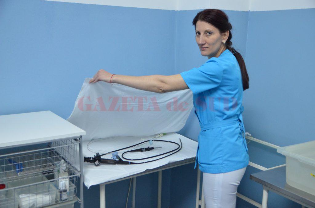 Calitatea îngrijirii pacienților depinde și de aparatura pe care medicii o au la dispoziție (Foto: Claudiu Tudor)