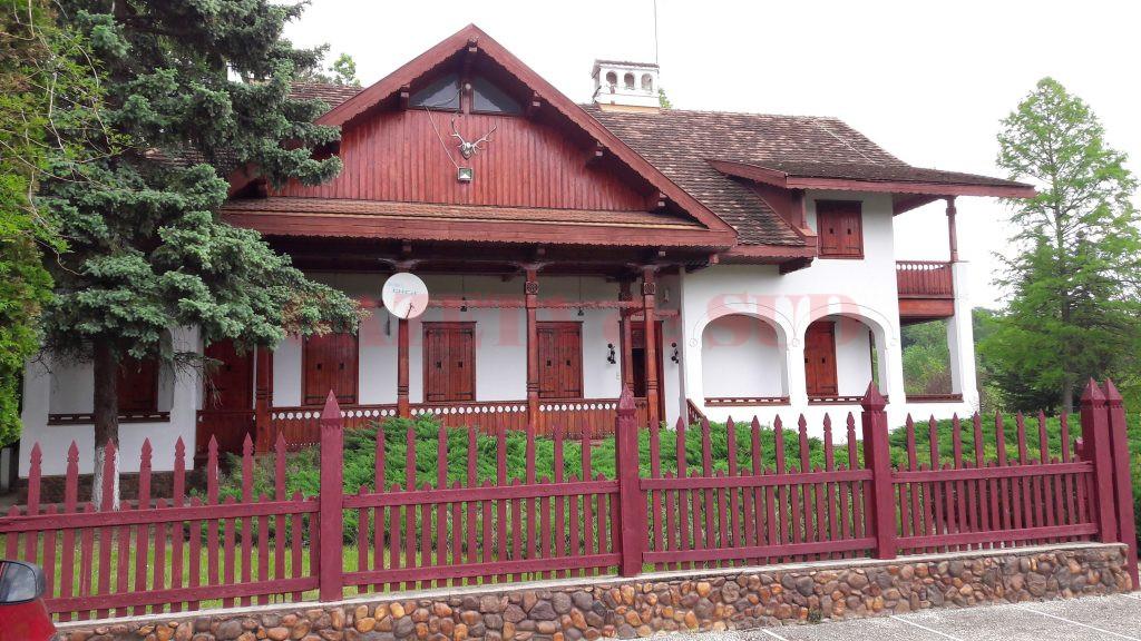 Cabana lui Ceauşescu