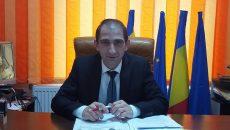 Florin Jurebie, primarul comunei Săcelu