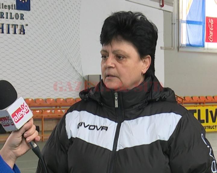 Antrenoarea Ioana Lupu se confruntă cu probleme de lot înaintea turneului final