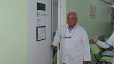 Doctorul Ion Eparu, o viață dedicată pacienților cu TBC (Foto: Claudiu Tudor)