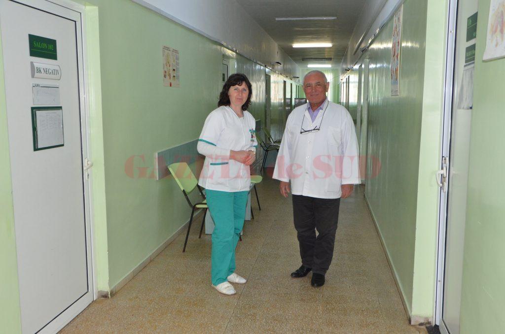 medic si asistenta