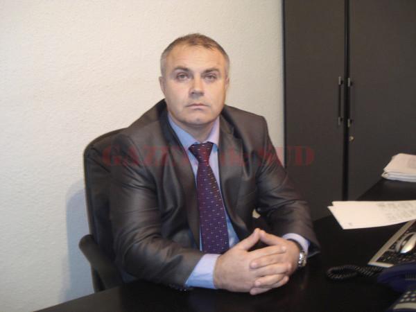 Șerban Florian, primarul comunei Predeşti