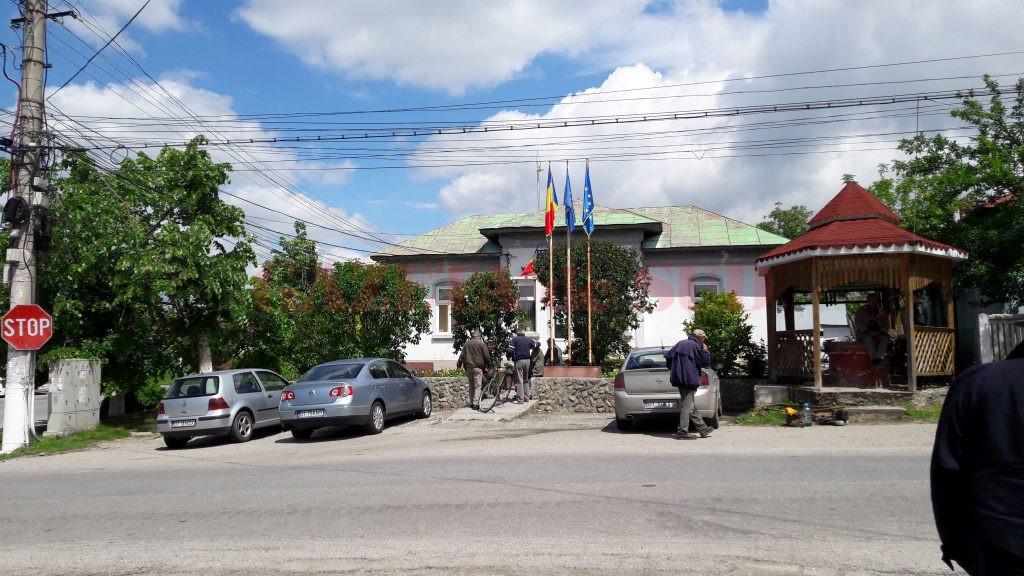 Primăria comunei Dobrosloveni