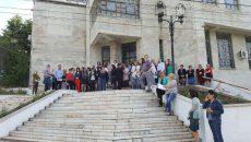 Proteste Caracal