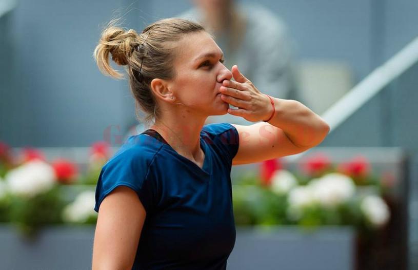Simona Halep va juca în finala turneului de la Roma (foto: Prosport)