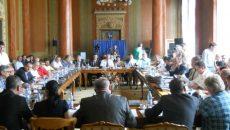 Şedinţa la care au participat reprezentanţi ai Ministerului Energiei