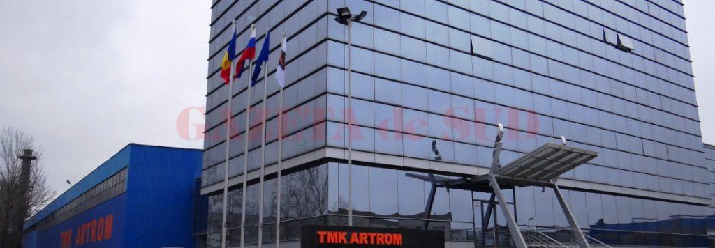 sediul tmk - foto  www.tmk-artrom.eu