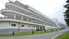 """Spitalul de Pneumoftiziologie """"Tudor Vladimirescu"""" din Runcu este sigura unitate medicală din țară care are o salină artificială (Foto: Claudiu Tudor)"""