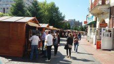 meşterii populari au sosit la Târgu Jiu
