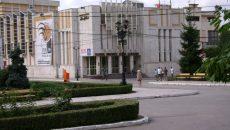 """Teatrul Dramatic """"Elvira Godeanu"""" din Târgu Jiu"""