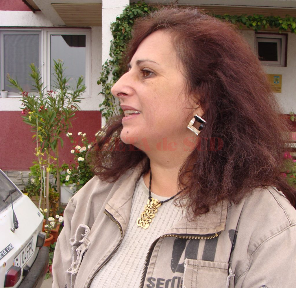 Teodora Ciobanu, fosta şefă a DPPS Târgu Jiu