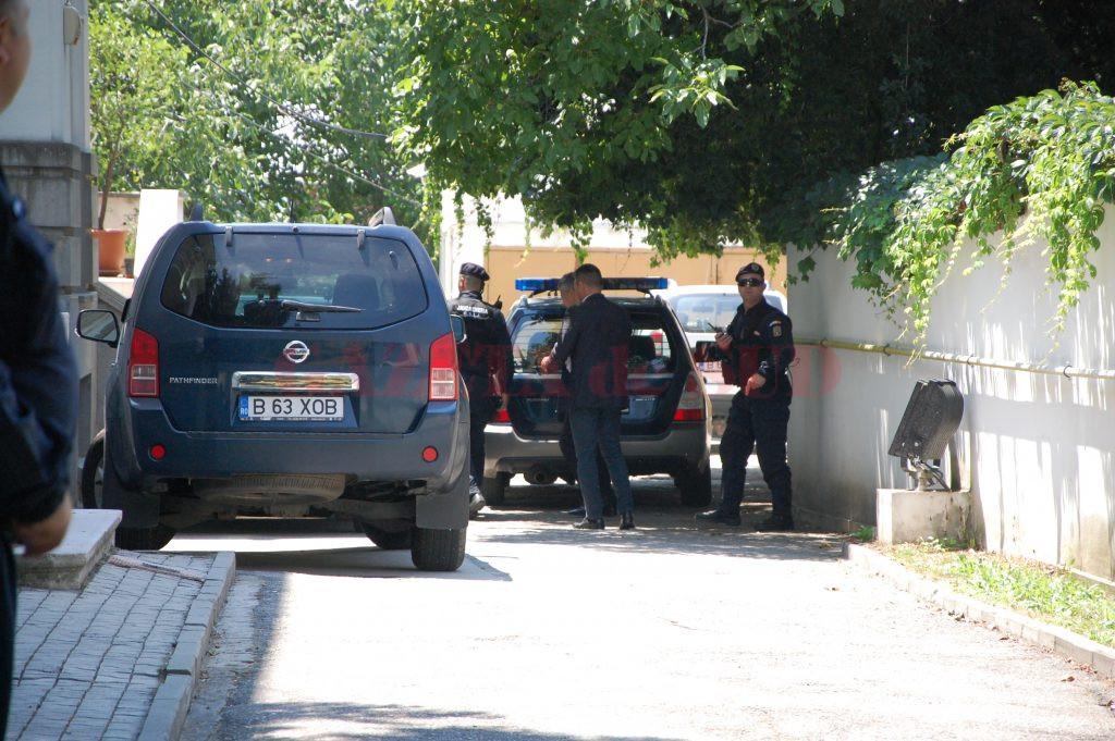 În iulie 2015, procurorii bucureșteni au descins la UMF Craiova și au chemat la audieri peste 70 de martori și suspecți (Foto: Arhiva GdS)