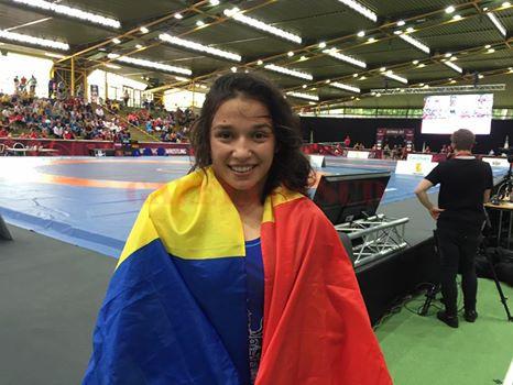 Ştefania Priceputu a obţinut aurul european şi la junioare, după ce în trecut devenise campioană continentală la cadete