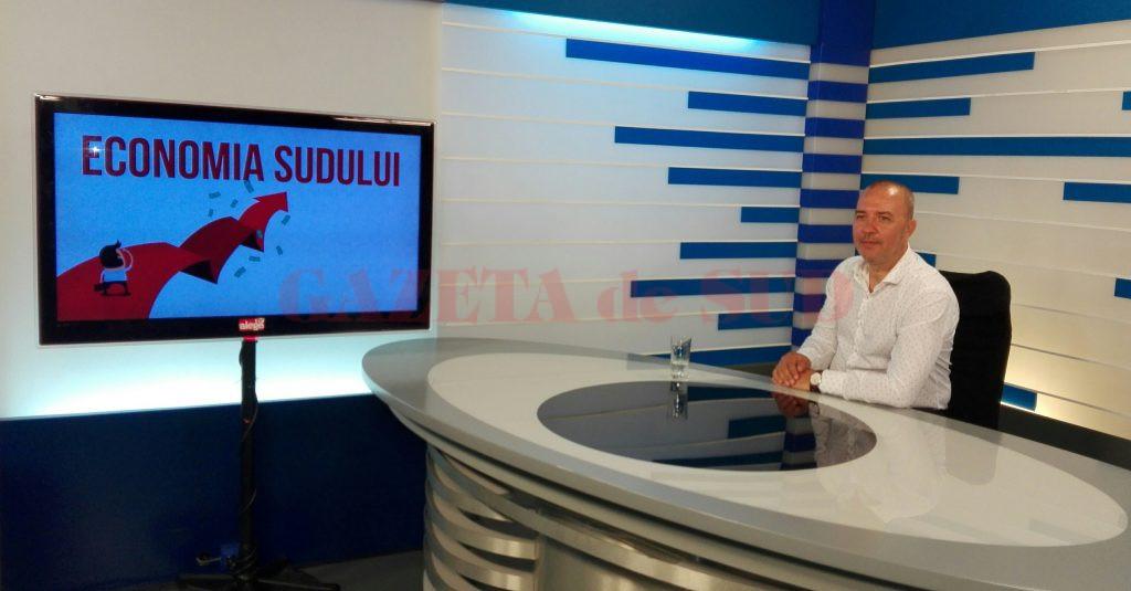 Vicepreședintele ARAI, Cristian Clenciu, a participat la emisiunea Economia Sudului, de la Alege TV