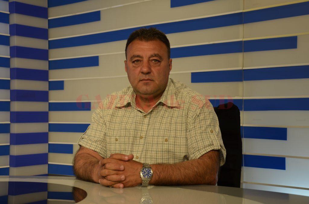 Florin Spînu crede că CSO Filiaşi putea mai mult în sezonul trecut (Foto: Alexandru Vîrtosu)