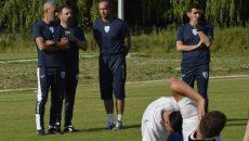 Tehnicienii Craiovei îi vor testa pe fotbaliști cu rușii de la Zenit (Foto: Alexandru Vîrtosu)