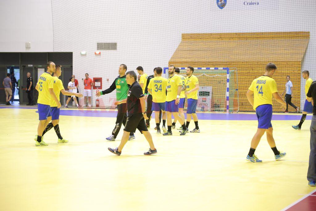 Xavier Pascual a spus că mai este mult de muncă astfel încât România să ajungă la un Campionat European (foto: Claudiu Tudor)