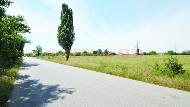 Accesul la Spitalul Regional Craiova se va face dinspre strada Teilor (Foto: Bogdan Grosu)