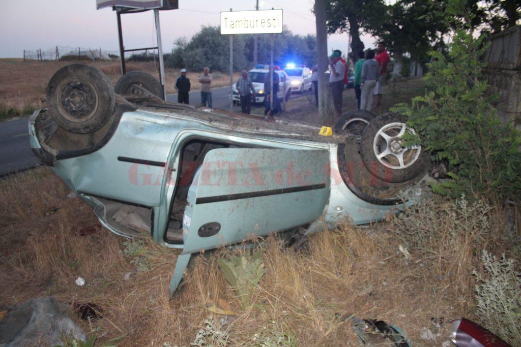 Un băiat de 18 ani, din Tâmburești, și-a pierdut viața în urma accidentului provocat de Rotaru