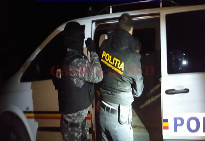 Craioveanul Nisipașiu a fost extrădat din Italia în ianuarie, anul trecut (Foto: Arhiva GdS)