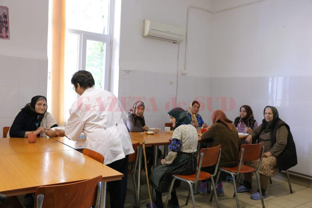32 de persoane sunt îngrijite în Centrul medico-social Sadova