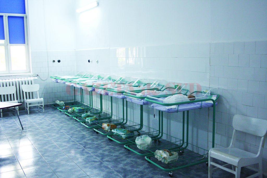 Secțiile de Neonatologie - Terapie Intensivă din cadrul maternităților de grad II nu mai primesc de aproape doi ani finanțare de la Ministerul Sănătății (Foto: arhiva GdS)