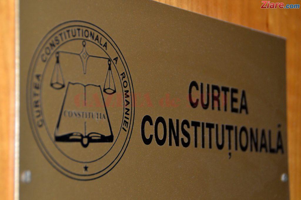 Curtea Constituționaală a României a declarat neconstituțională o prevedere despre fondul de garantare pentru plata creanţelor salariale