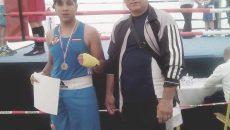 Daniel Dumitru (foto stânga) a câştigat un concurs în Slovacia, iar antrenorul său, Marcel Sîrba, crede că sportivul poate obţine medalie şi la Europene