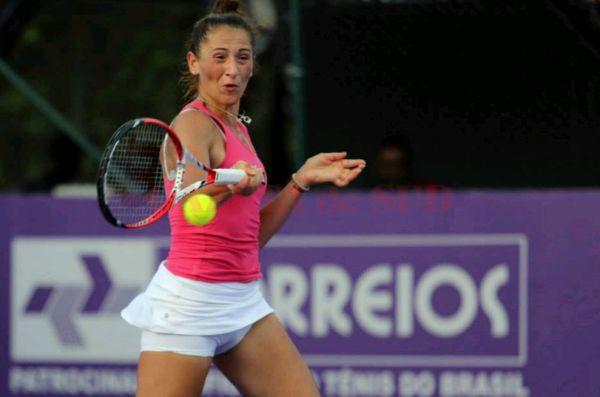 Alexandra Cadanțu (Foto: doartenis.ro)