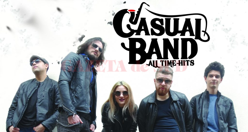 foto casual band