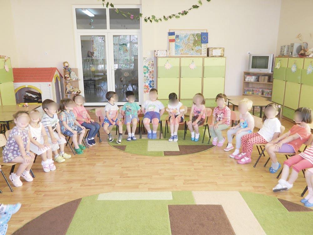 O nouă etapă de înscriere a copiilor la grădiniță va începe pe 26 iunie