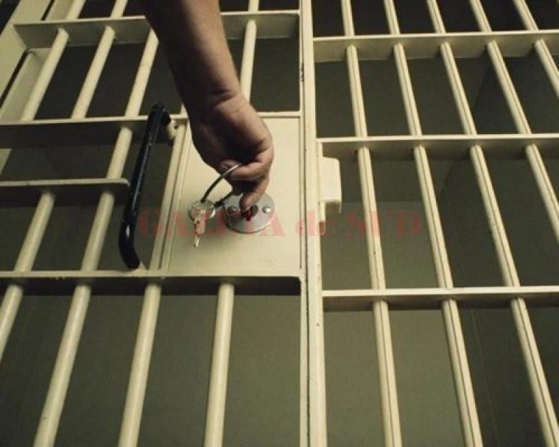Un deţinut confirmat cu COVID-19 a fost transferat temporar, marţi seara, la Penitenciarul-Spital Bucureşti-Jilava