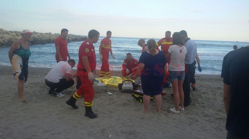 Tânărul care a murit înecat avea 27 de ani şi era poliţist (Foto: news.ro)