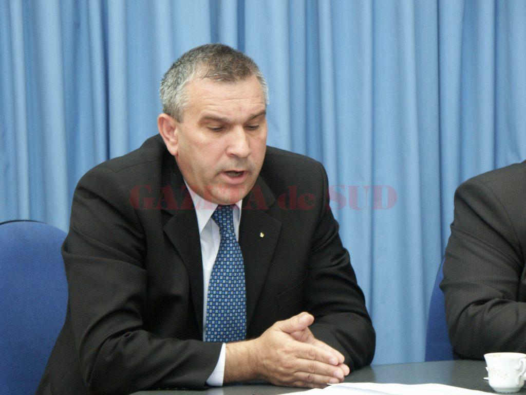 Cristian Toader Pasti va renunţa la postul de director