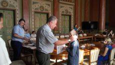 Elevii au fost premiaţi de autorităţi