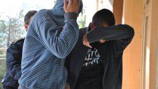 Marți, polițiștii craioveni i-au reținut și dus la audieri pe cei doi tineri acuzați de comiterea infracțiunii de tâlhărie