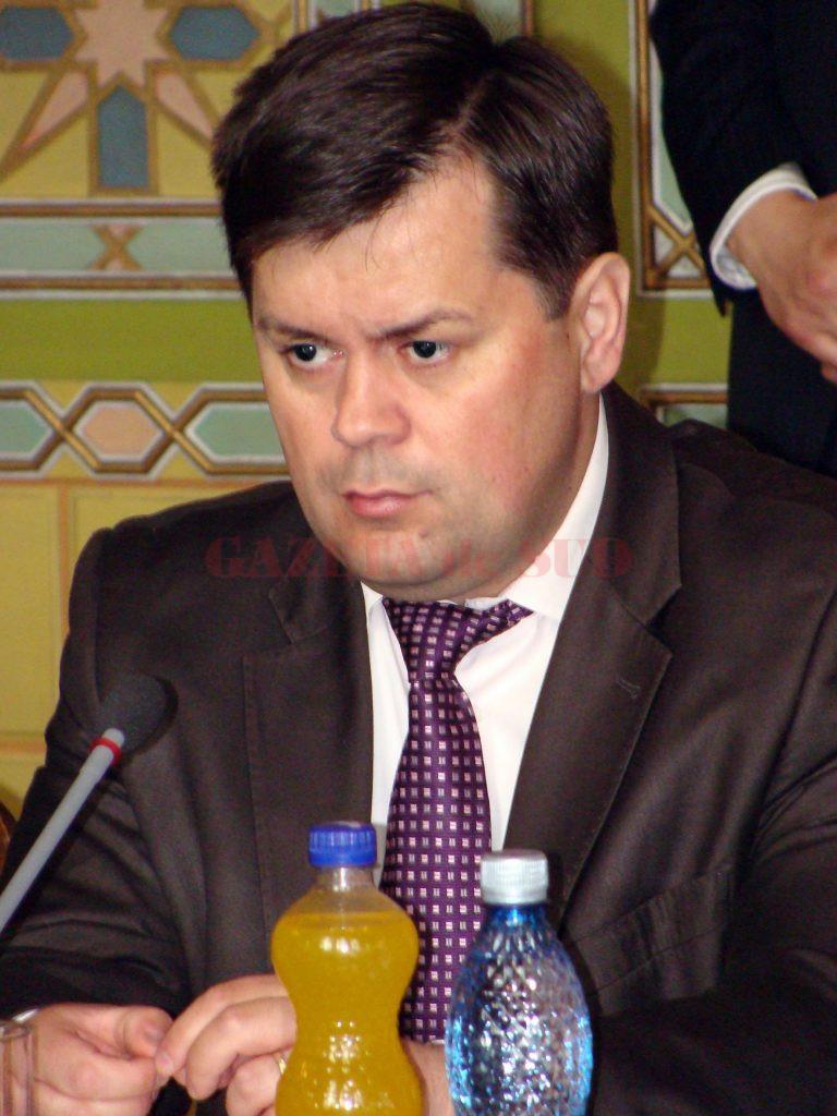 Marcel Romanescu a fost şi arbitru în liga a treia