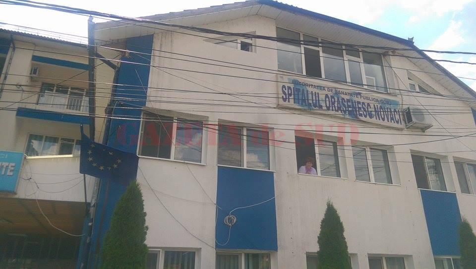 Spitalul Orăşenesc din Novaci