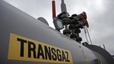 Pressure gauges show low gas pressure at a Transgaz pipeline, just outside Butimanu, Dambovita county some 60 km frum Bucharest, Romania. Russian gas giant Gazprom has cut its export of natural gas to Europe by as much as 90% in some countries.