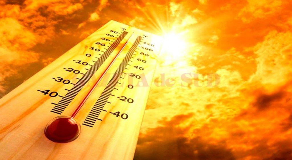 Vremea în următoarele patru săptamâni va fi căduroasă, dar și instabilă