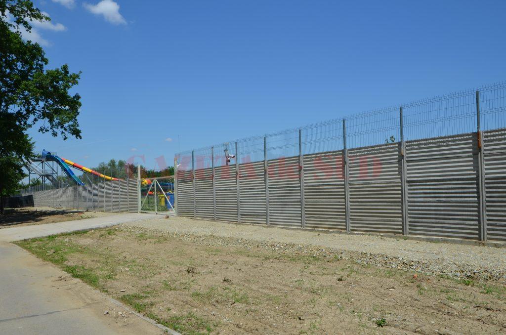 Zona unde ar trebui amplasate chioșcurile pentru comercializarea produselor alimentare