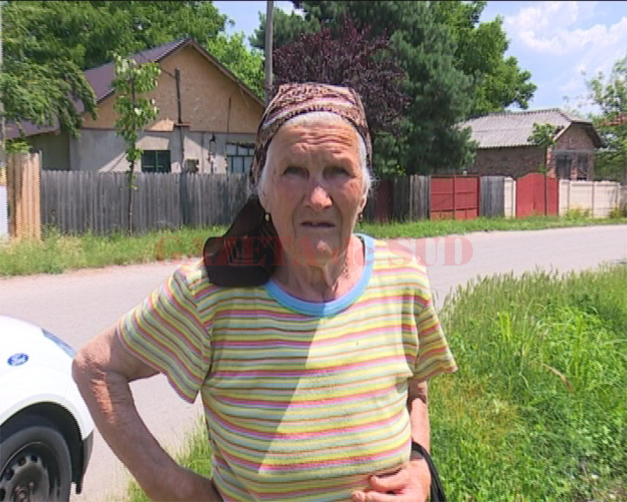 Gheorghiţa Stuparu nu este încrezătoare în viitorul comunei