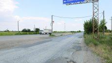 Firma care reabilitează tronsonul Galicea Mare - Calafat de pe DN 56 nu mai are bani să continue lucrarea